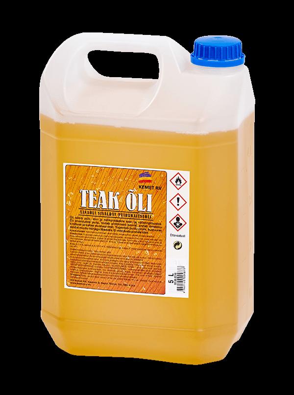 Тиковое масло