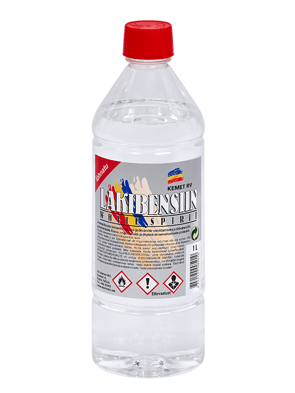 Lakibensiin (White Spirit)