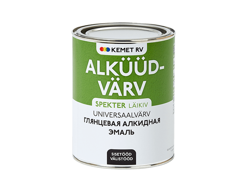 Alkyd paint SPEKTER