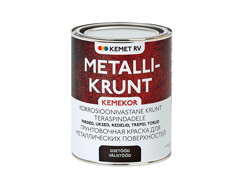 Fast drying metal primer KEMEKOR